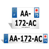 plaques SIV