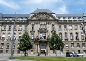 préfecture de Strasbourg