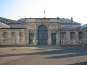 La préfecture de Besançon