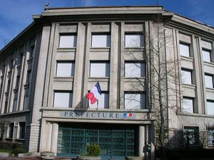 Préfecture de Moulins