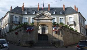 Sous-préfecture de Château-Chinon