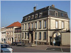 Sous-préfecture de Château-Salins