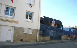 Sous-préfecture de Châteaulin