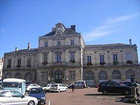 Sous-préfecture de Clamecy