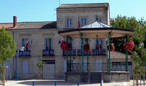 Sous-préfecture Lesparre-Médoc