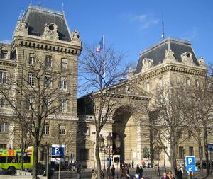 Sous-préfecture de Police de Paris