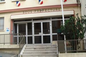 Sous-préfecture de Pontoise
