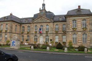 Sous-préfecture de Sainte-Menehould