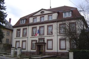 Sous-préfecture de Sarrebourg