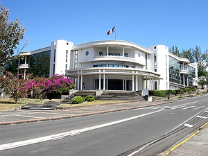 Préfecture de Basse-Terre