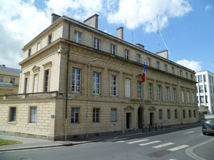 Préfecture de Caen