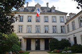 Préfecture de La Roche-sur-Yon