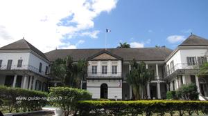 Préfecture de Saint-Denis