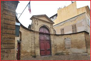 Sous-préfecture d'Aix-en-Provence