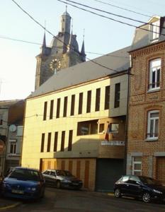 Sous-préfecture d'Avesnes-sur-Helpe