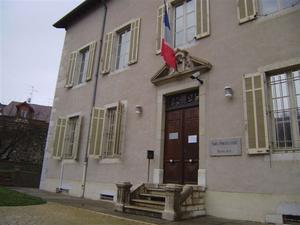 Sous-préfecture de Belley