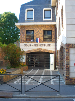 Sous-préfecture de Béthune