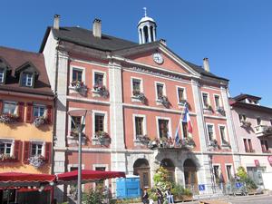 Sous-préfecture de Bonneville