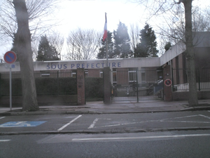 Sous-préfecture de Calais