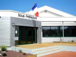 Sous-préfecture de Châteaubriant