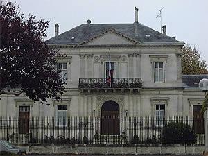 Sous-préfecture de Cognac