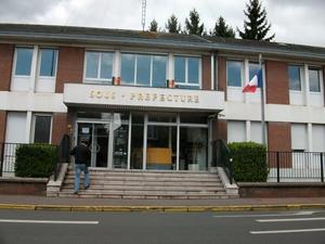 Sous-préfecture de Lens
