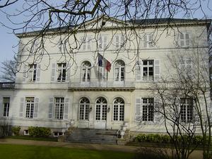 Sous-préfecture de Lisieux