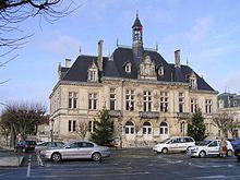 Sous-préfecture de Saint-Jean-d'Angély