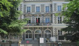 Sous-préfecture de Saint-Julien-en-Genevois