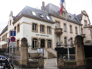 Sous-préfecture de Thionville
