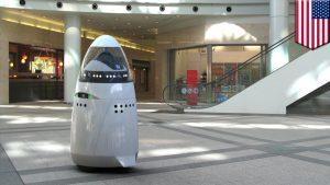 robot k5 avec lapi