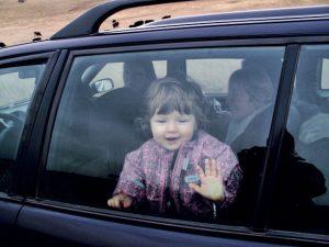 voyage en auto