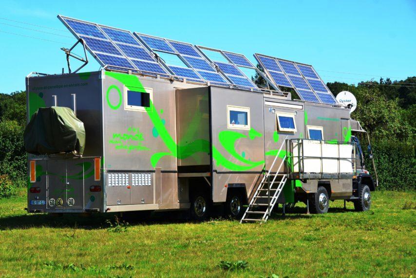 Ulysse et Pénélope mobile home