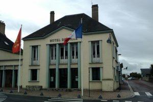 Mairie de La Haye du Puits