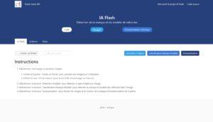 IA Flash : pour combattre les PV reçus à cause d'une doublette