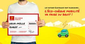 éco-chèque mobilité Occitanie